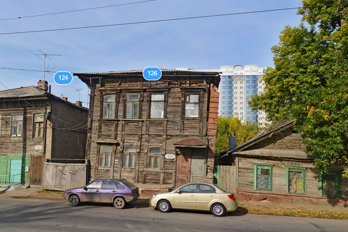 Арцыбушевская, 126