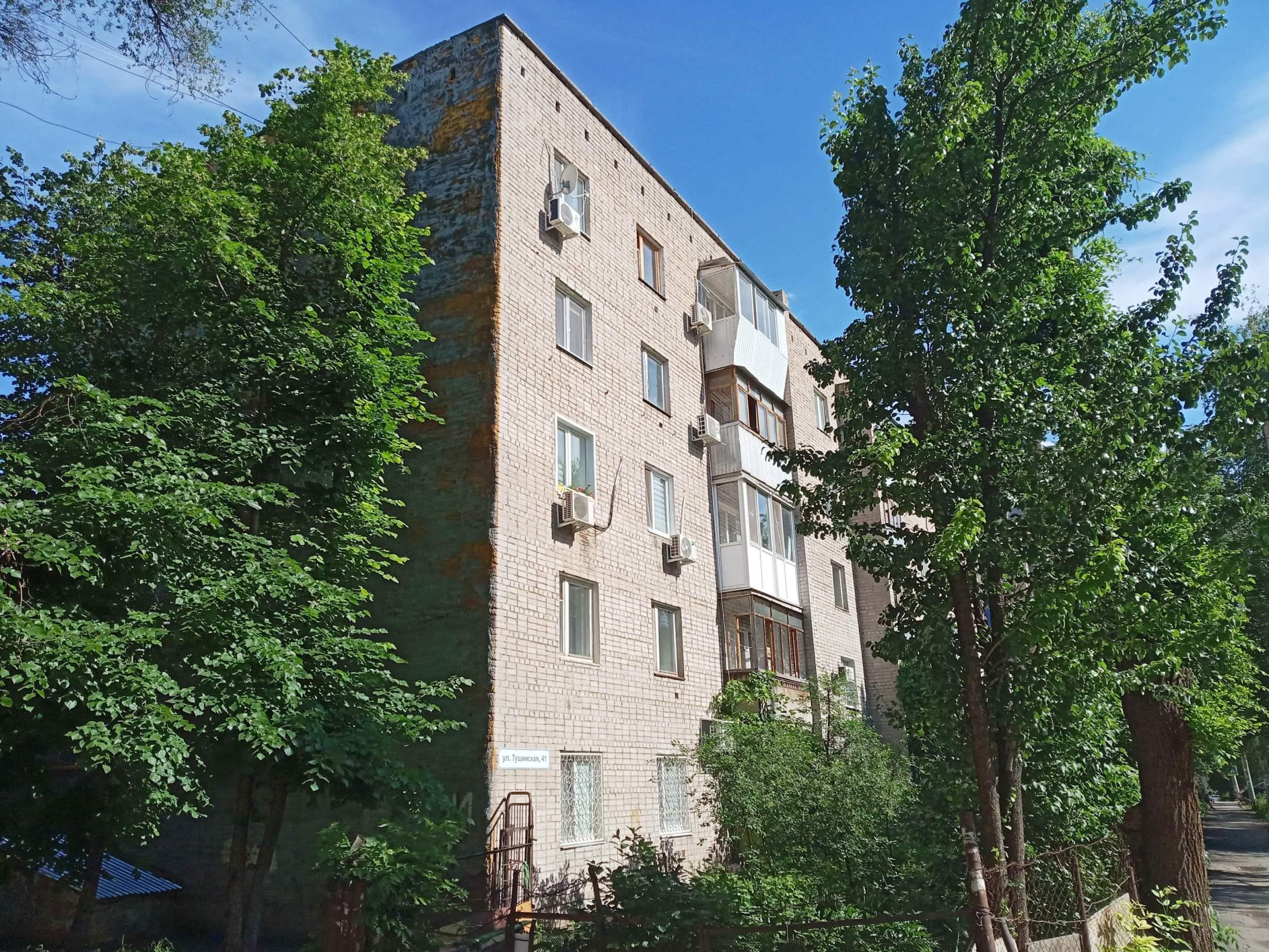 Пять этажей -- Тушинская, 41