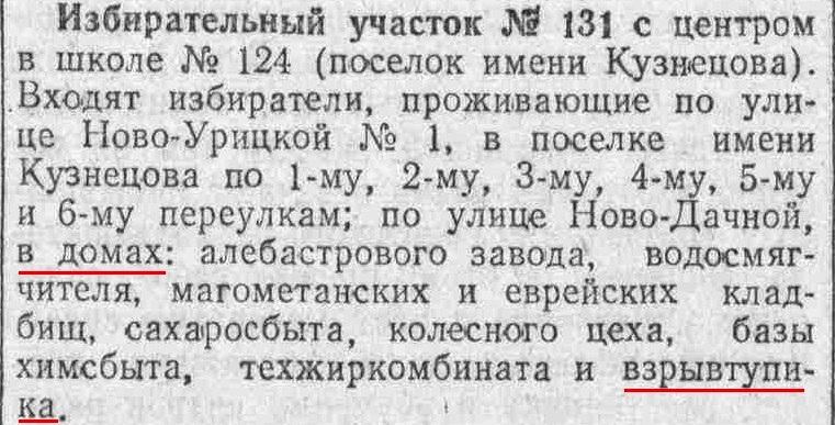 Трёхгорная-ФОТО-11-выборы-1954