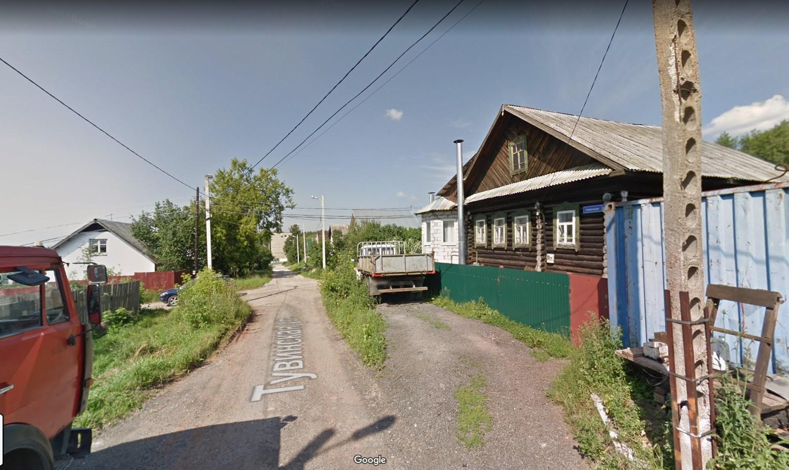 Улица Тувинская в Перми