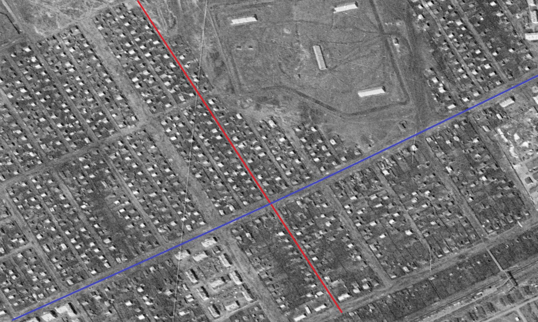Улица Тульская 1965 год