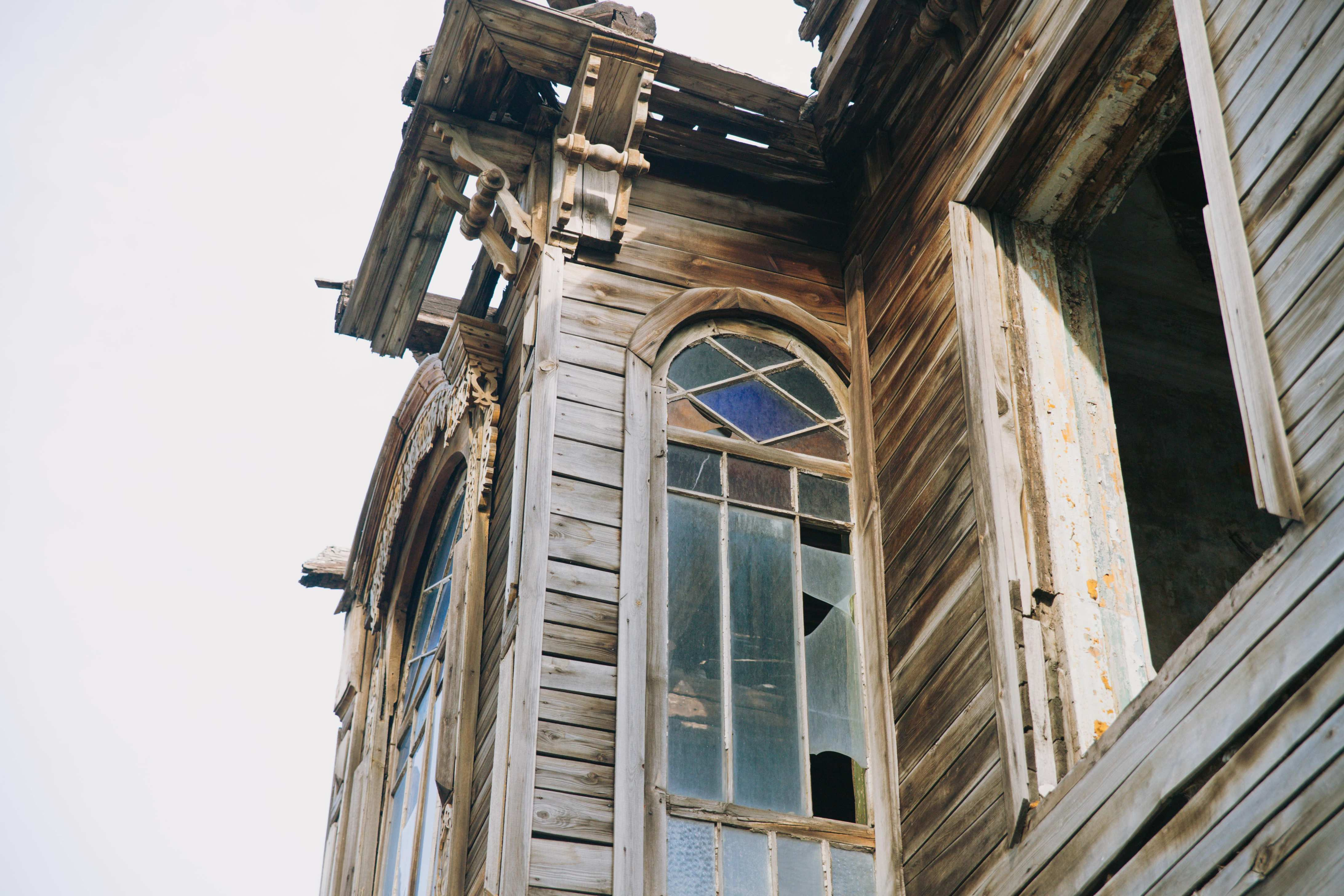 Дом Кавского с элементами модерна