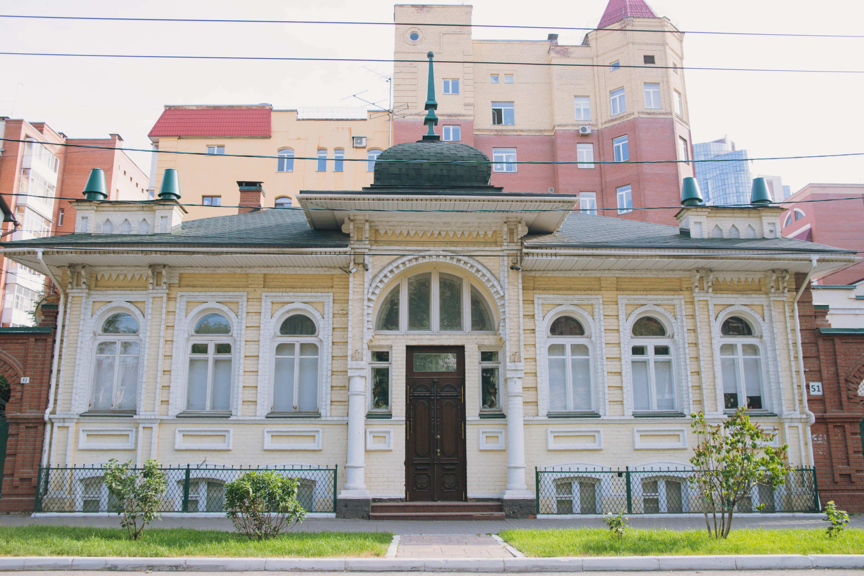 Дом доктора Масловского