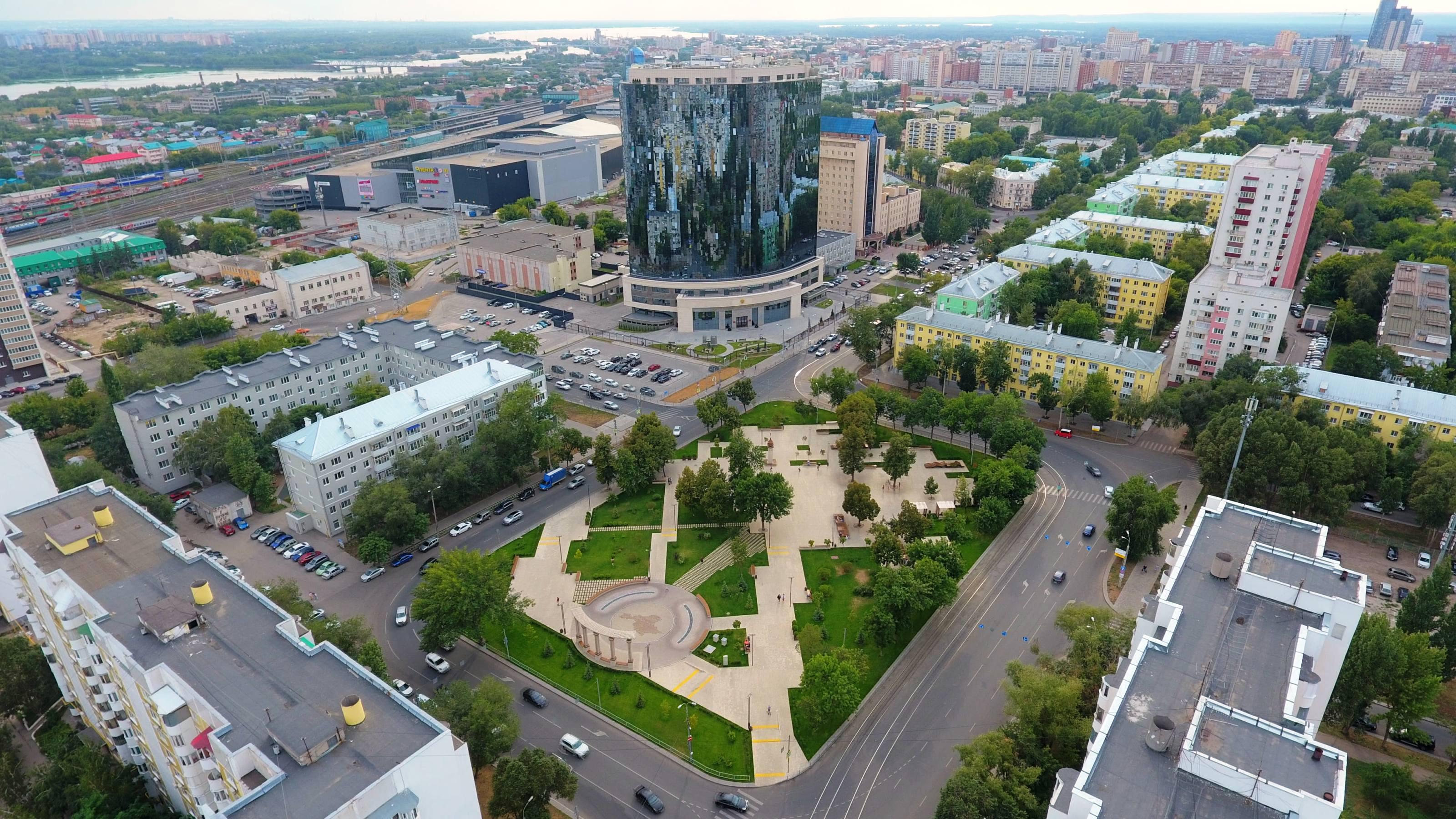 История и достопримечательности улицы Урицкого в Самаре