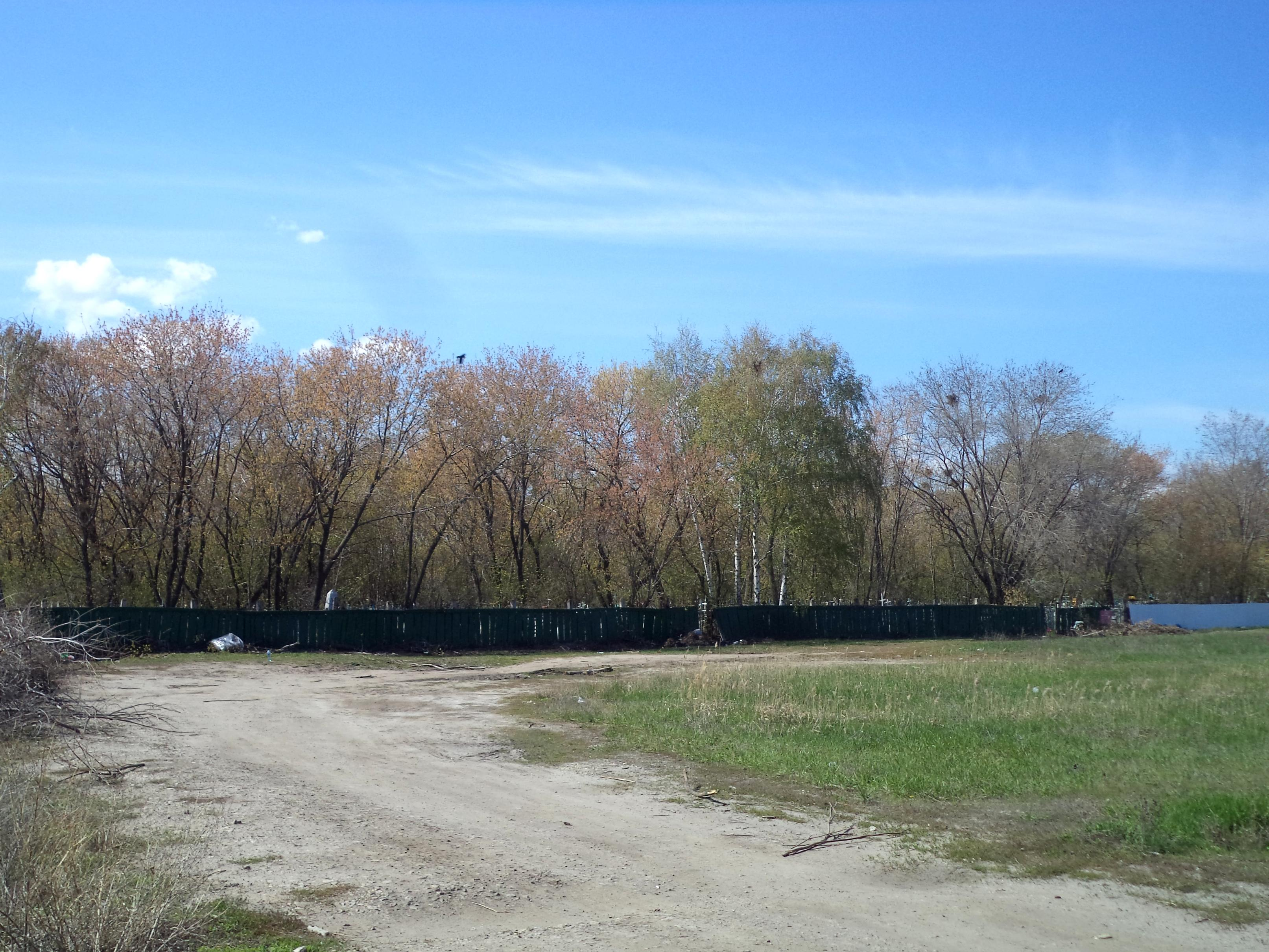 Кряжское кладбище
