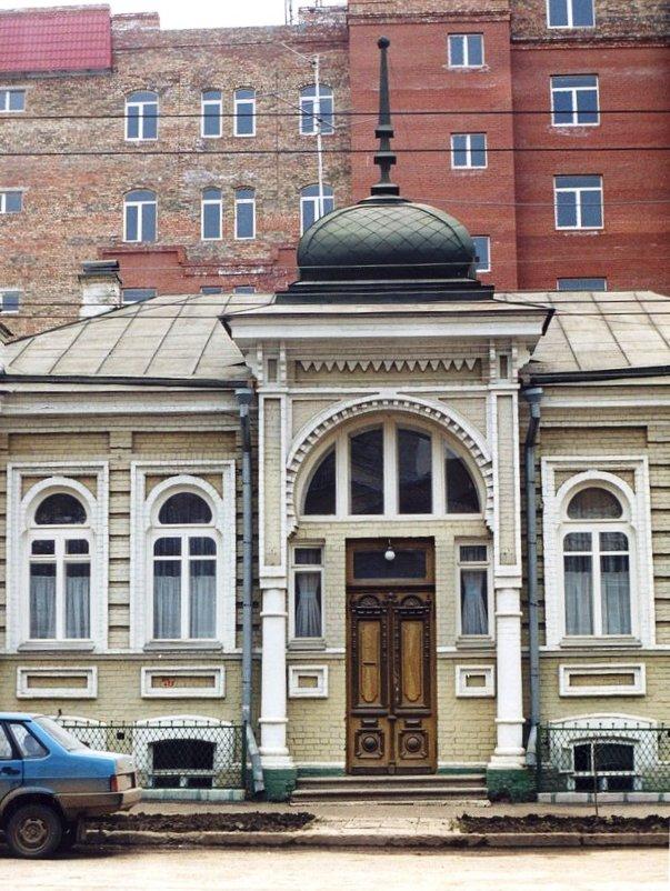 Особняк Масловского в начале 2000-х годов