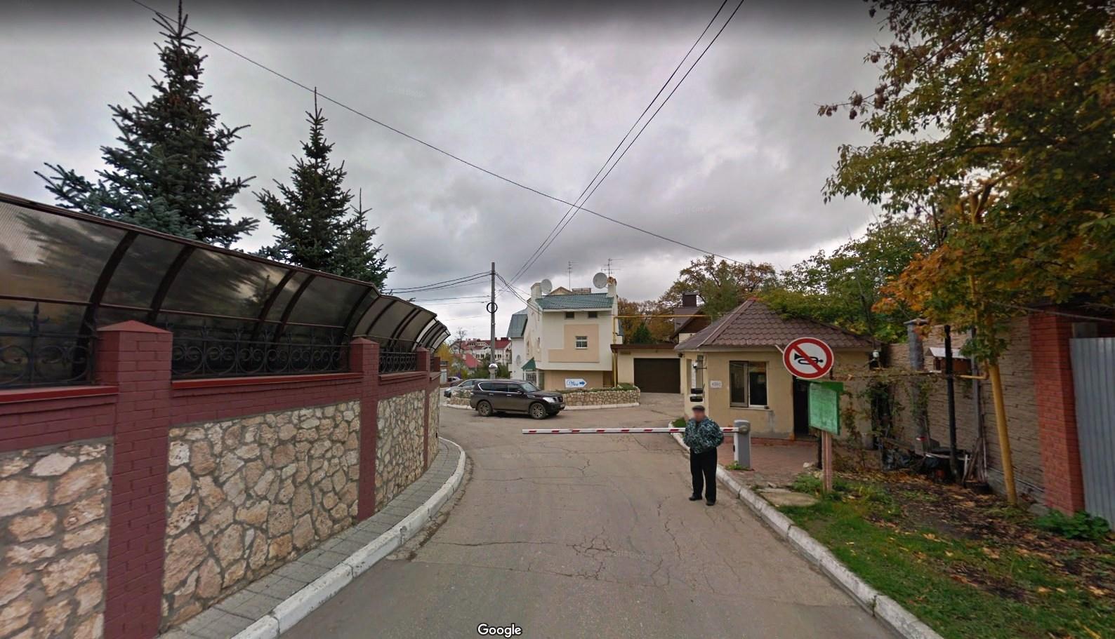 Улица Усадебная Самара