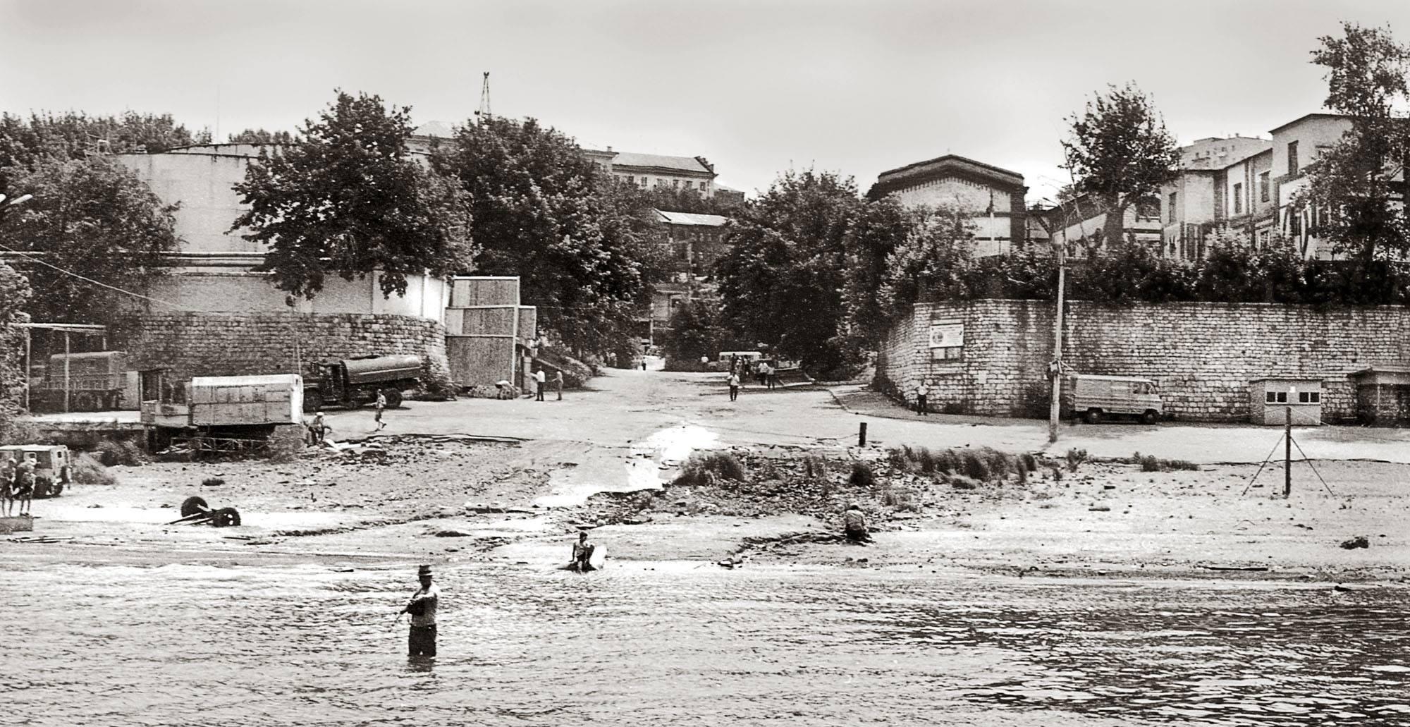 Ульновский спуск в 1969 году