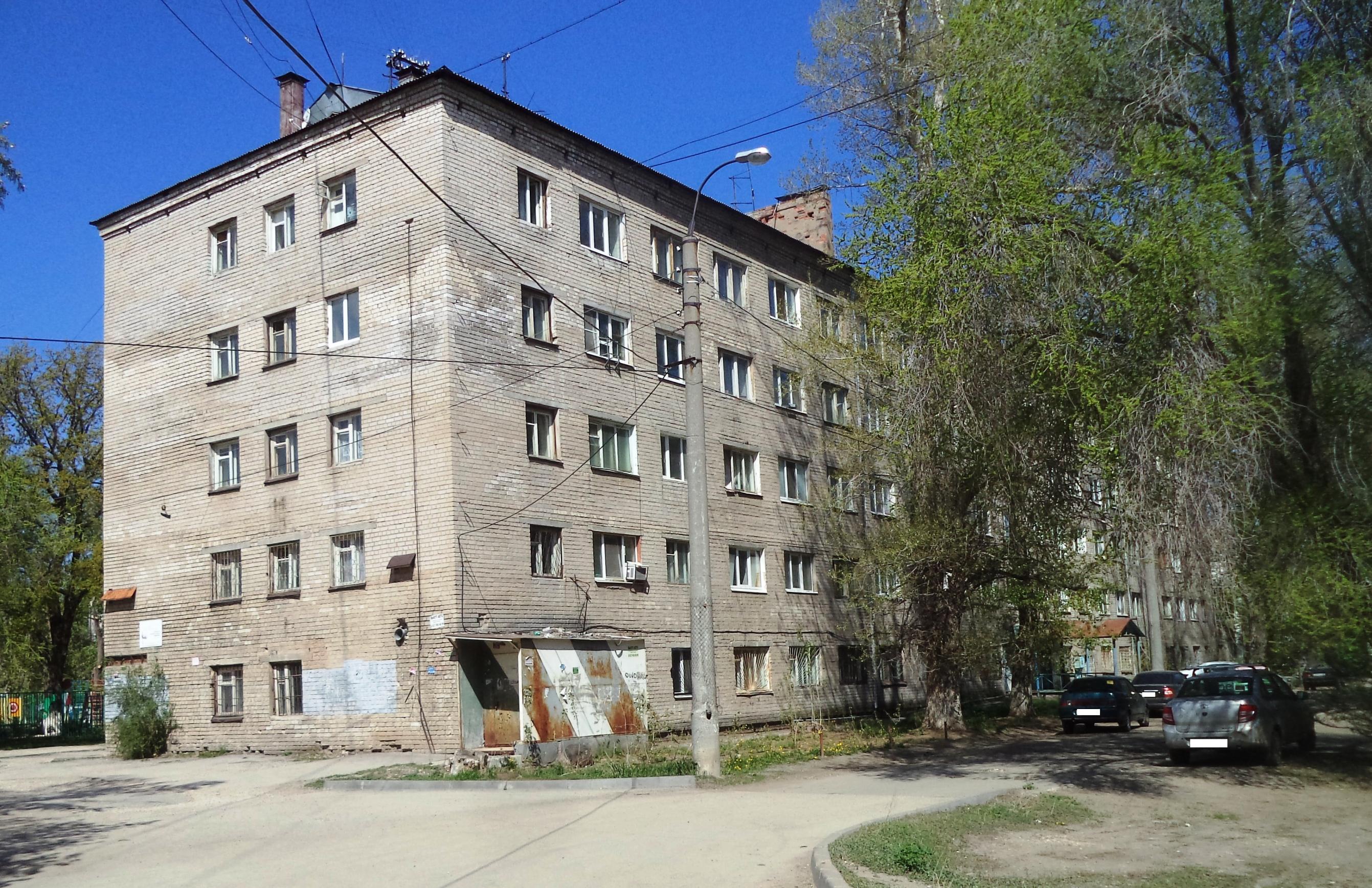 Общежитие Флотская 17 (2)