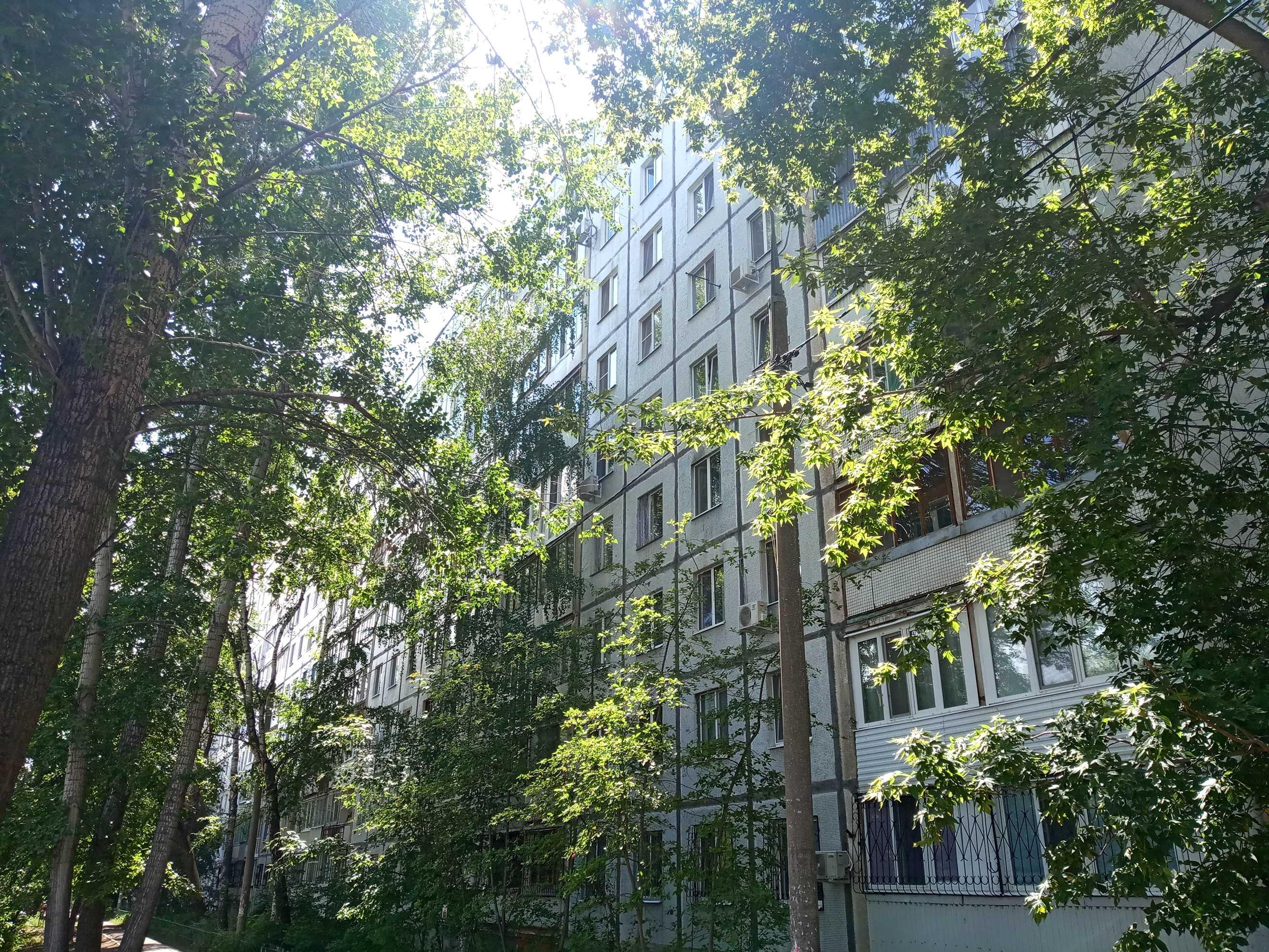 Панельки улицы Фадеева