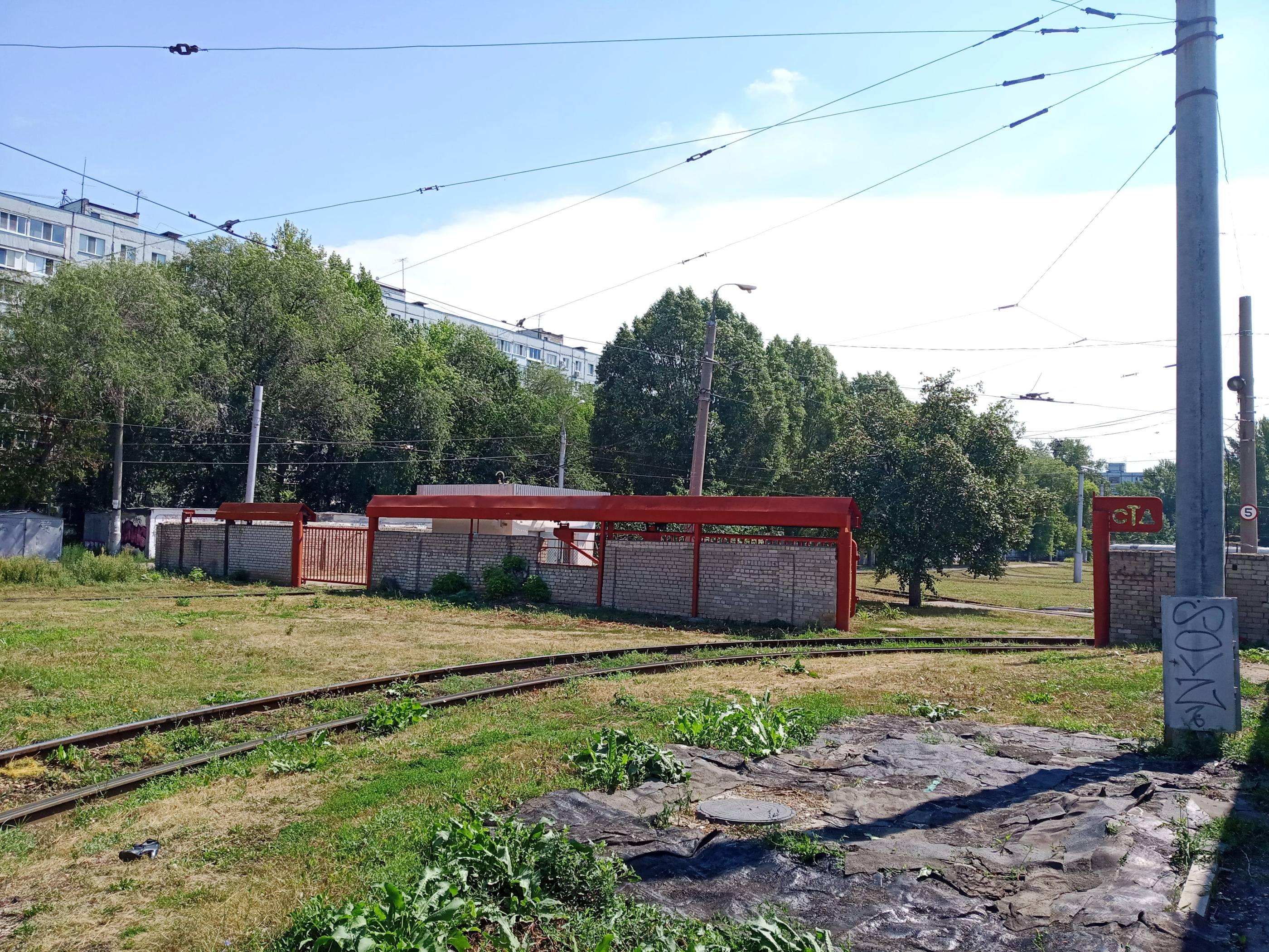Северное трамвайное депо