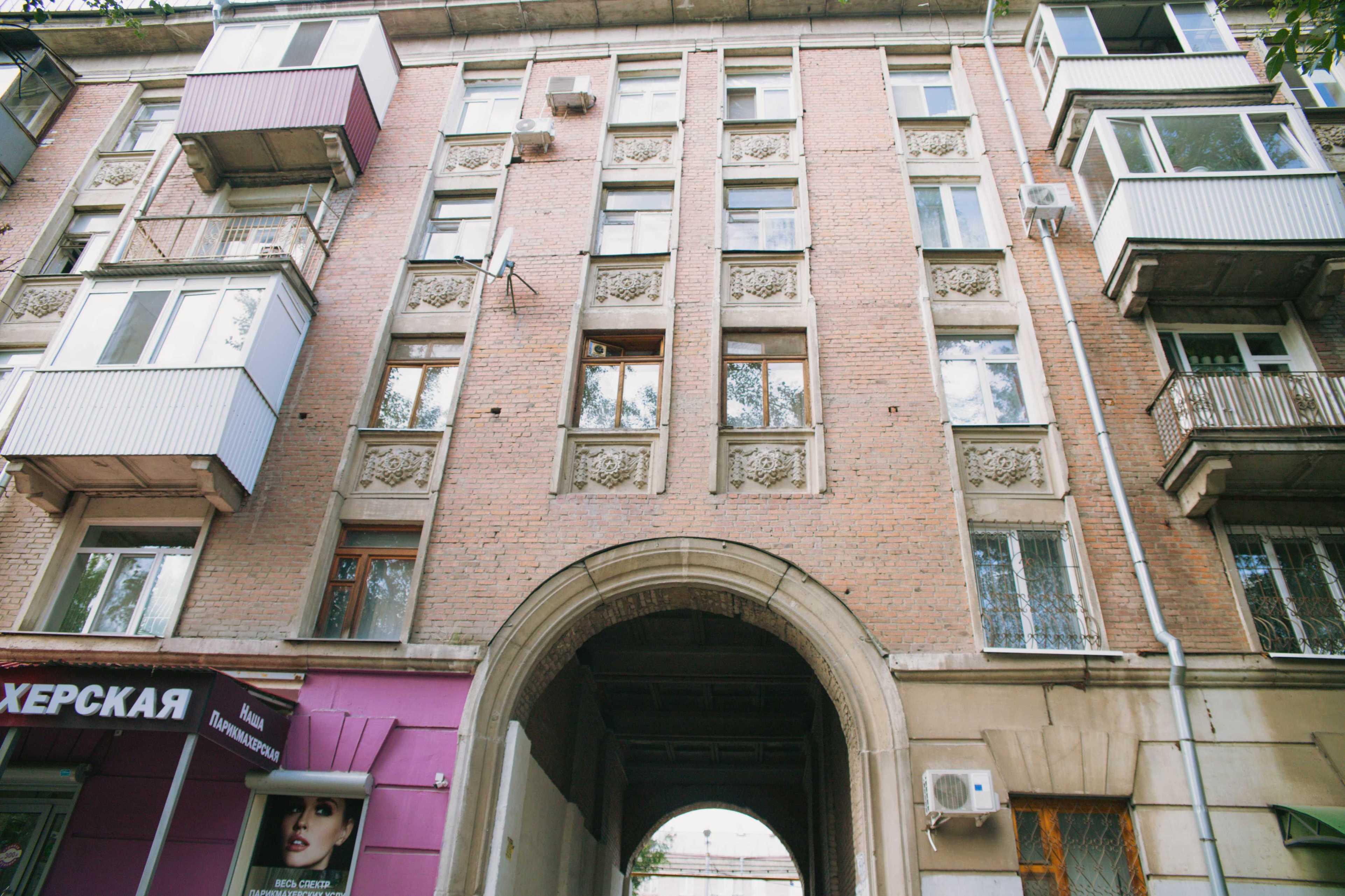 Улица Физкультурная 96 Самара