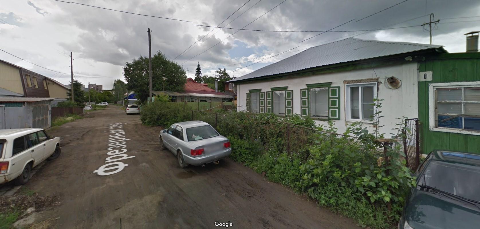 Фрезерный переулок Челябинск