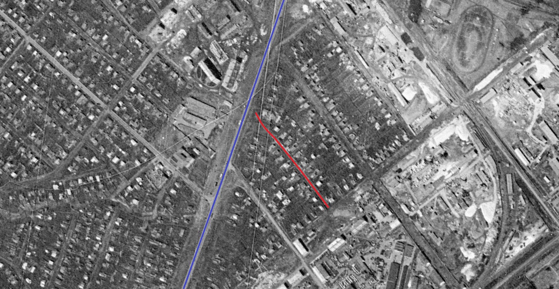 Фуражный переулок 1965 год
