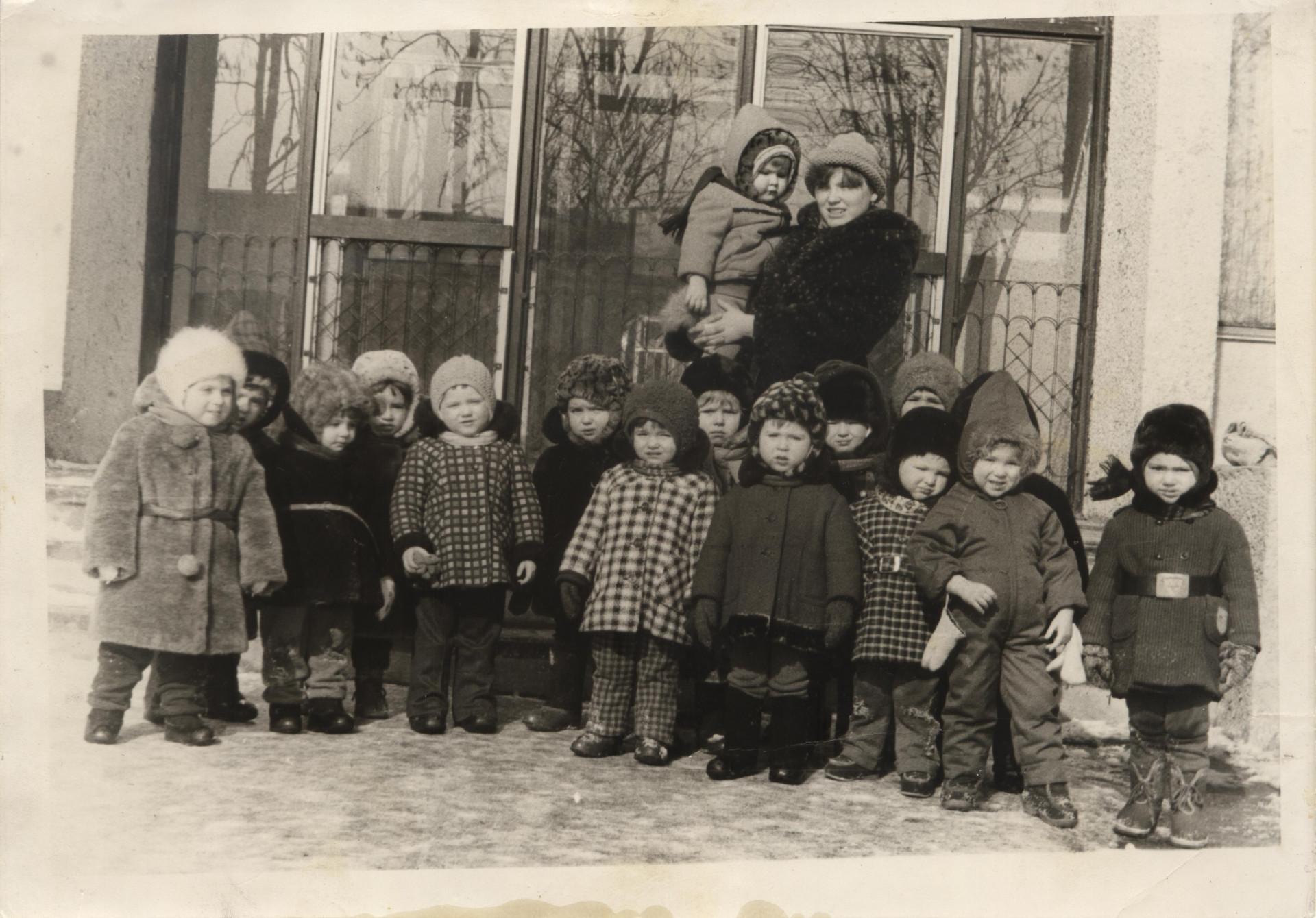 фото детсад Петушок 91 гр 5 1985 год small