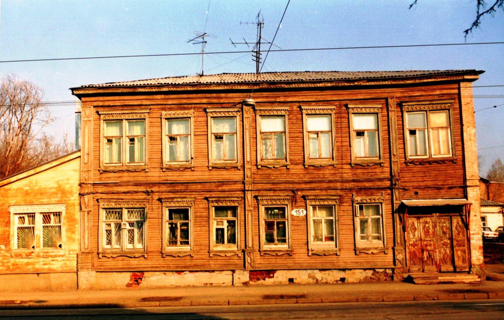 Дом дворянина Лебедевича