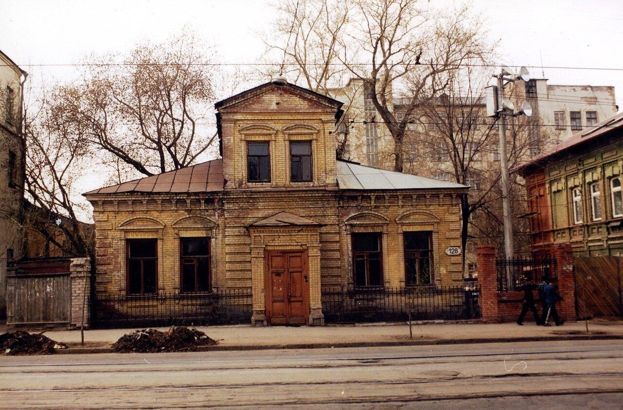 Дом мещанки Гуськовой