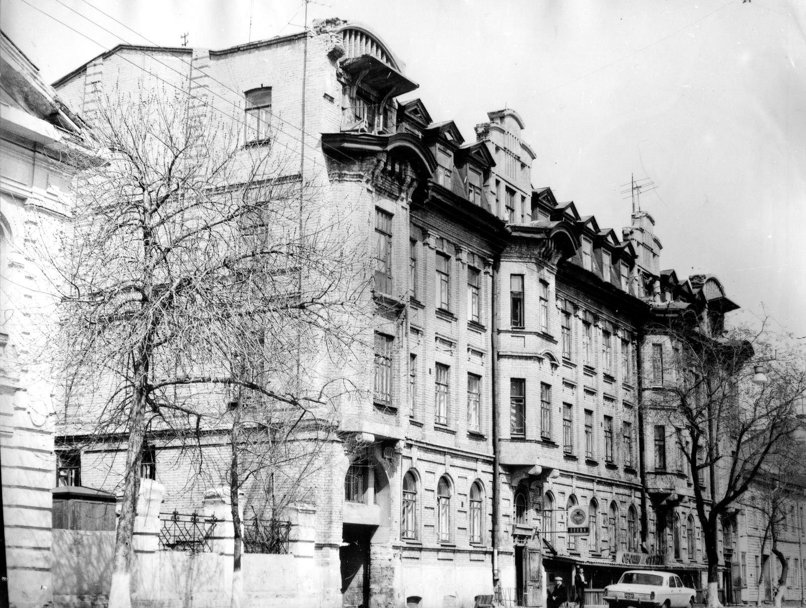 Доходный дом купца Покидышева