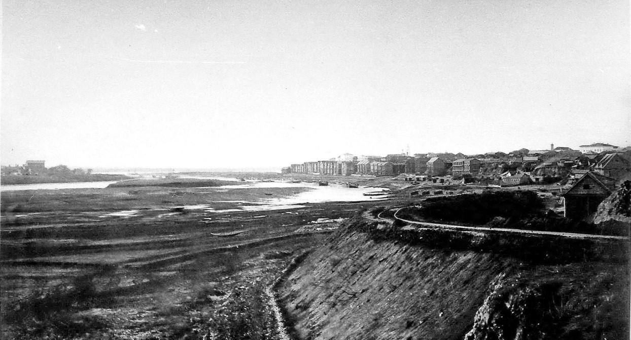 Железнодорожная ветка к Хлебной площади
