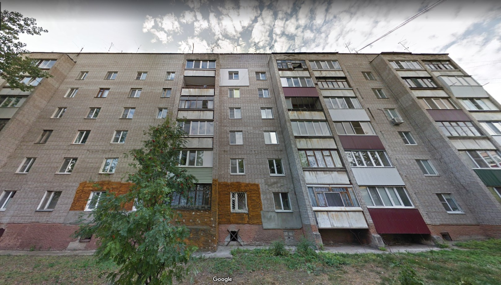 Улица Гродненская Самара
