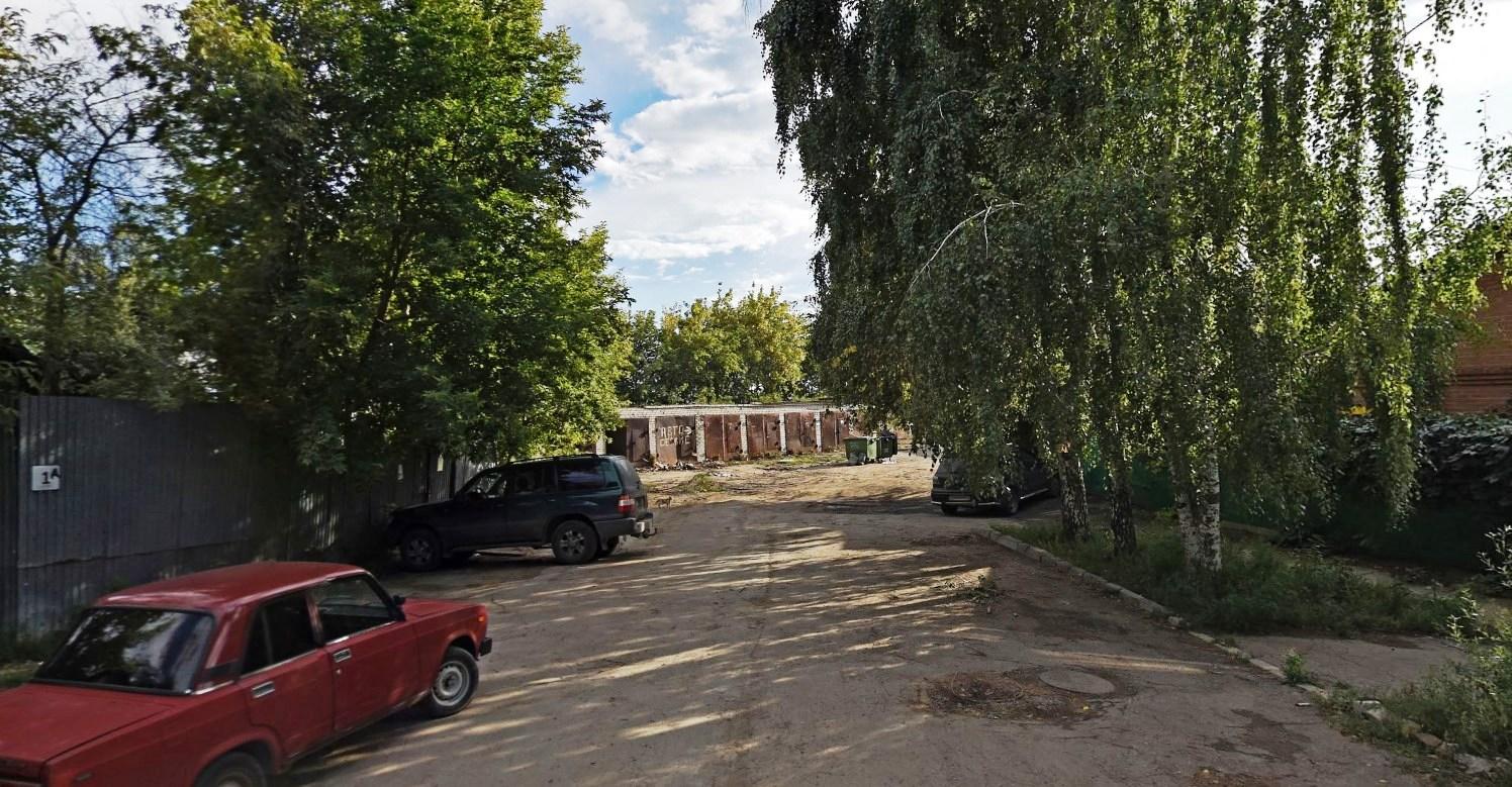 Чапаевская в 2014 году