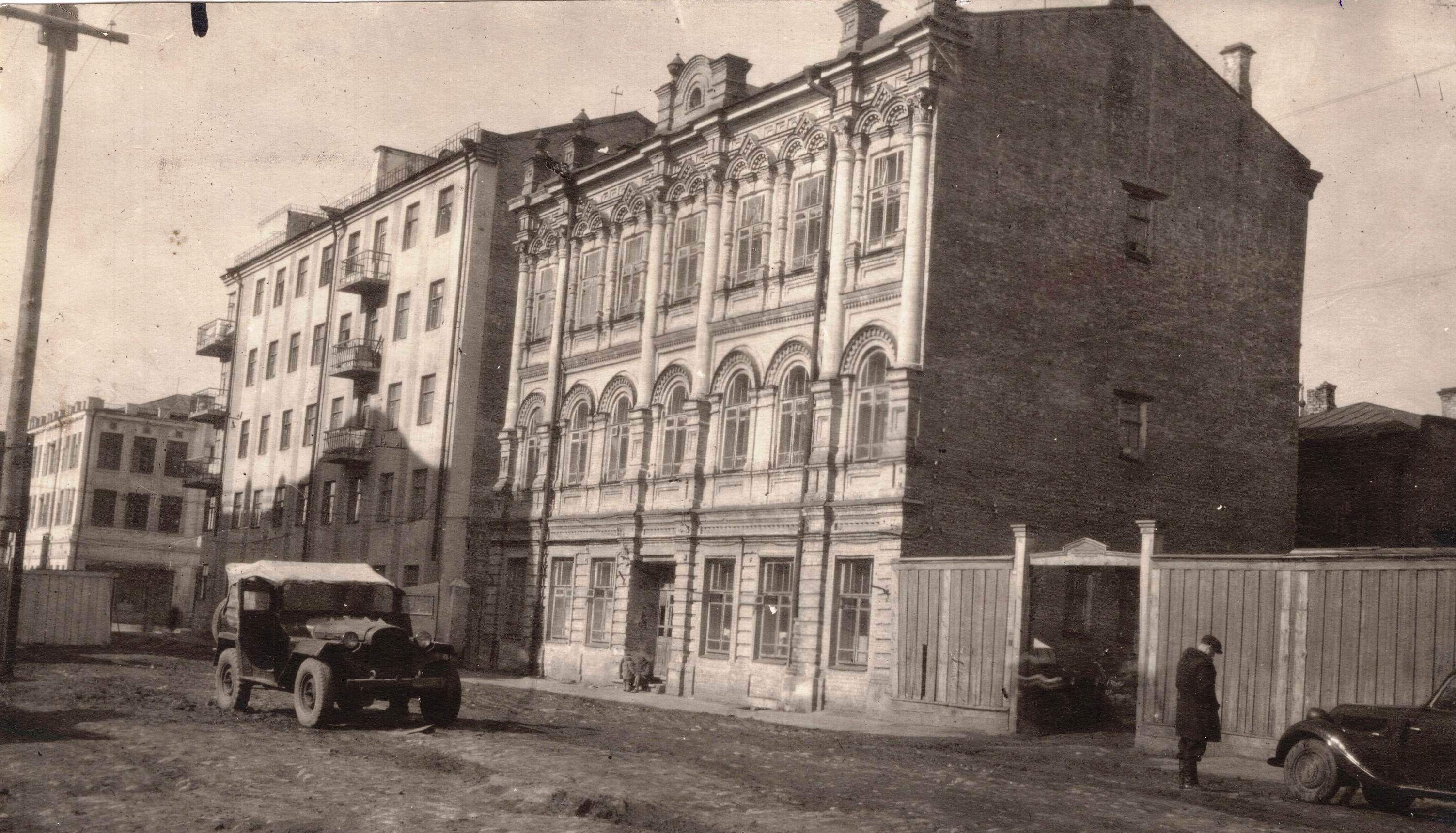Чапаевская 106 в Самаре