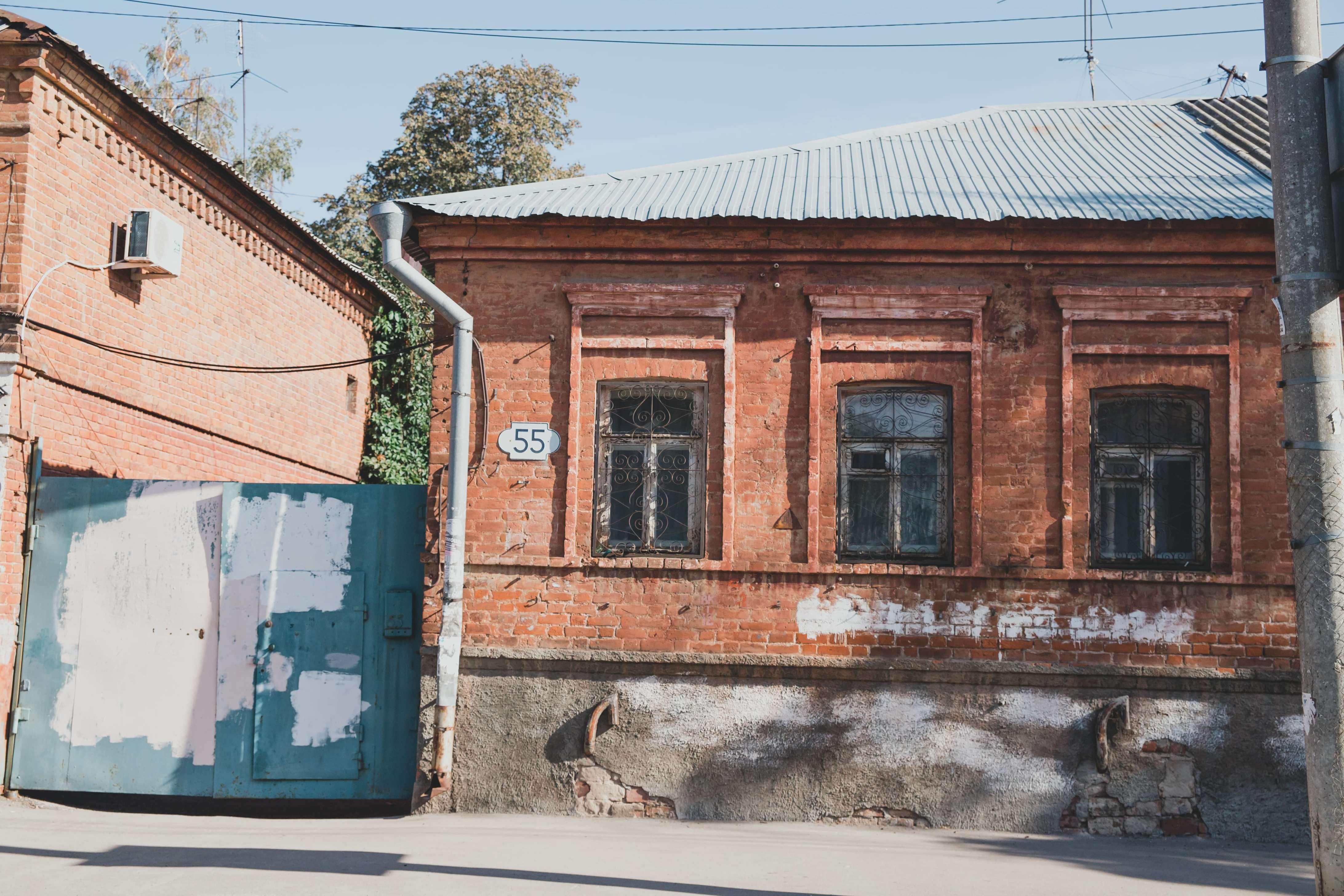 Чапаевская, 55 дом в котором жил Алексей Толстой